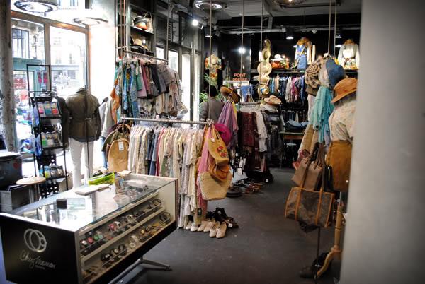 Le mie boutiques branch es preferite una milanese a parigi for Arredamento radical chic