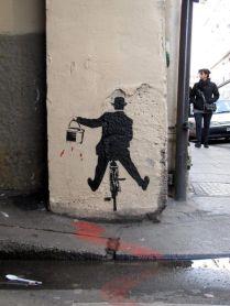street art parigi milano