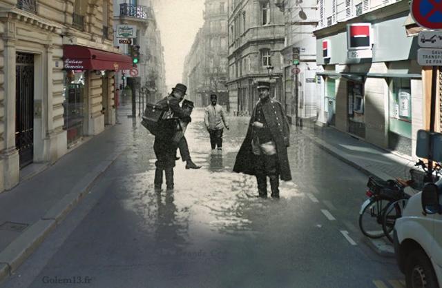 Rue de Belle chasse