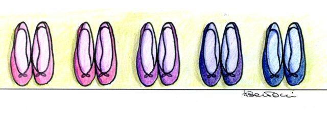 scarpe a ballerina