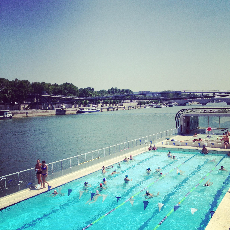 Qualche idea per rinfrescarsi a parigi questo weekend for Piscine 75012