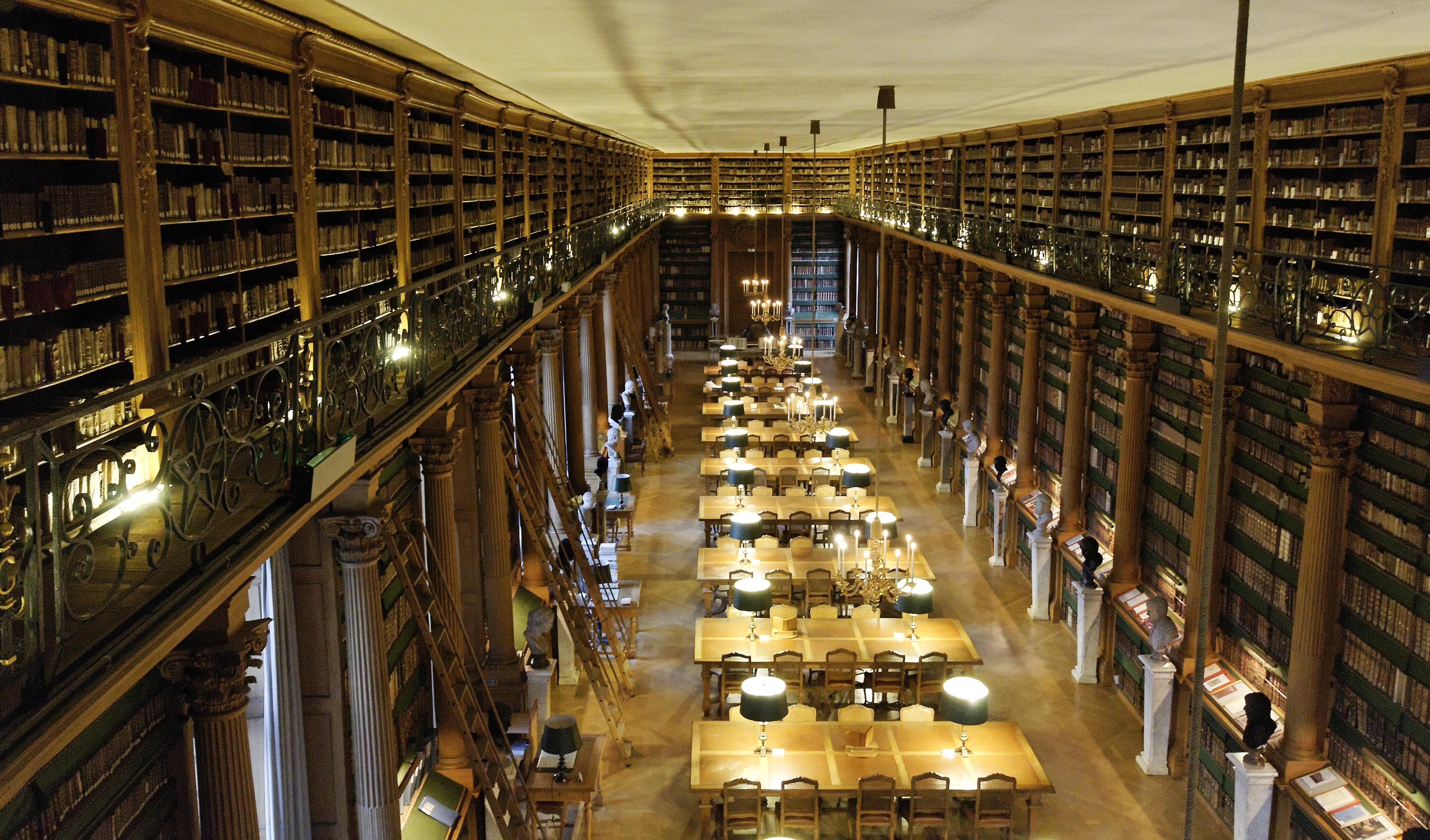 le pi 249 biblioteche di parigi una milanese a parigi