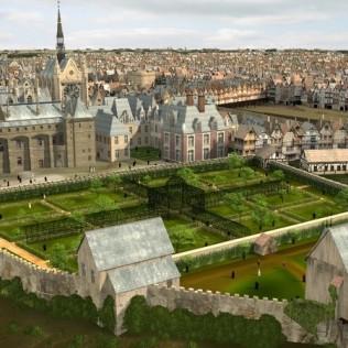 giardini del re