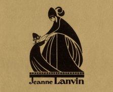 logo Jeanne Lanvin