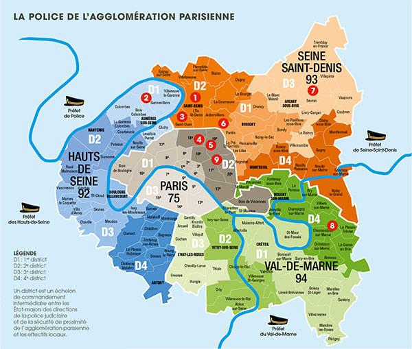 I Quartieri più pericolosi di Parigi | una milanese a parigi