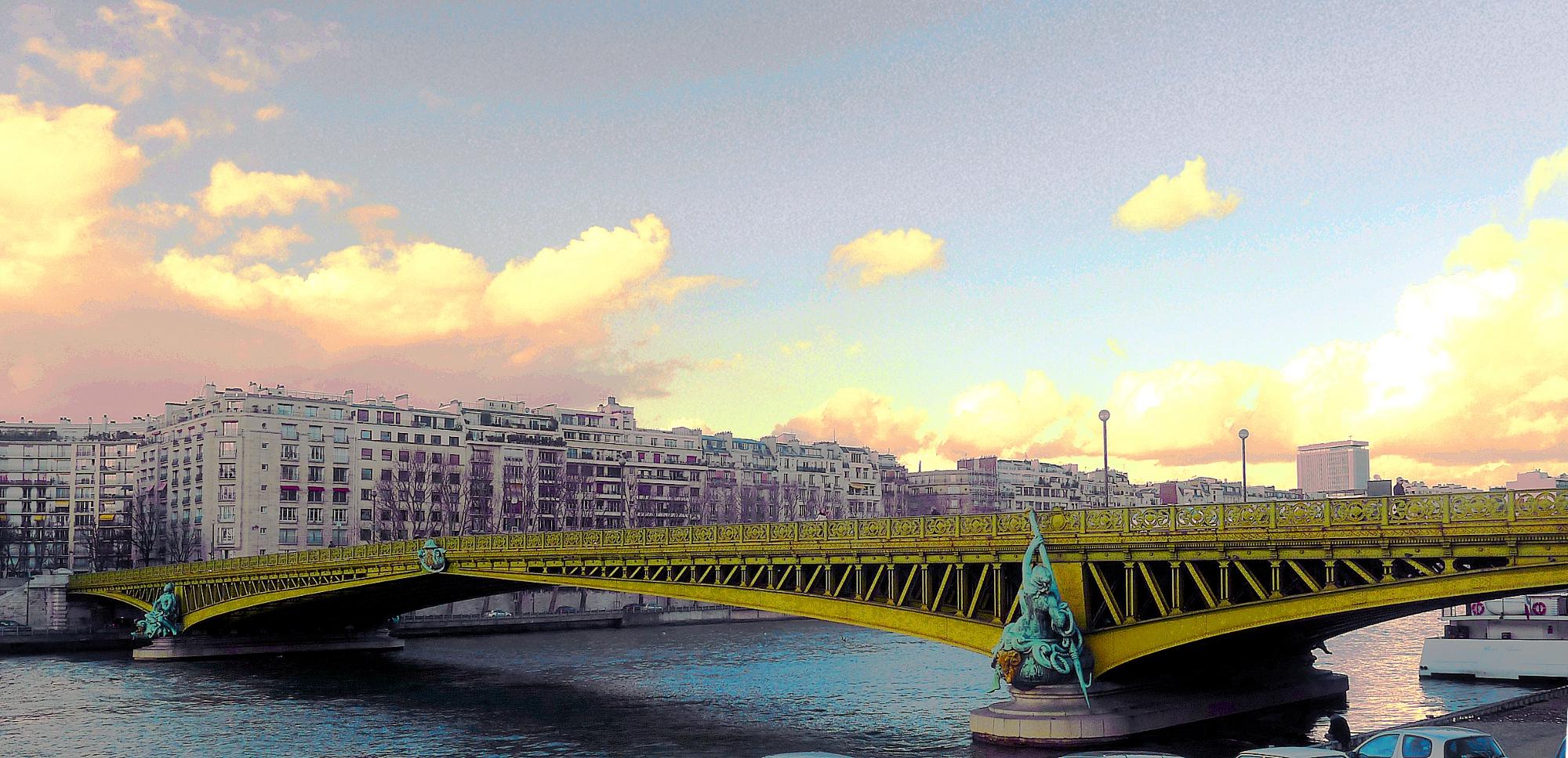 i ponti di parigi una milanese a parigi. Black Bedroom Furniture Sets. Home Design Ideas