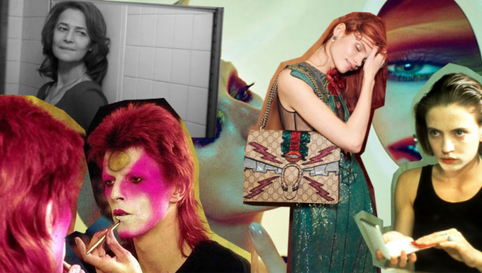 d395f3fb87b8 La ultime tendenze make-up e hairstyle della settimana della Moda a ...