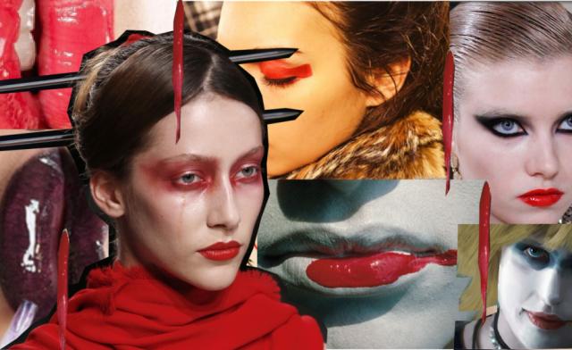 834eaf016cca La ultime tendenze make-up e hairstyle della settimana della Moda a Parigi