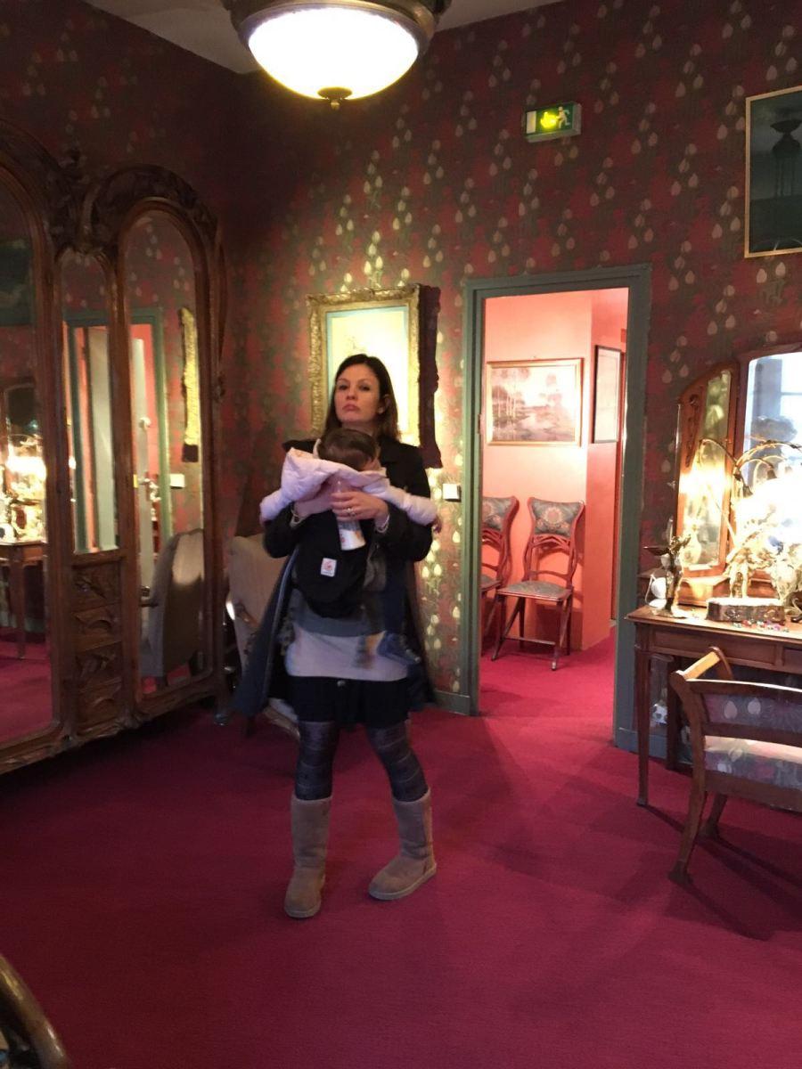 Sono andata chez maxim s una milanese a parigi for Casa di 900 piedi quadrati