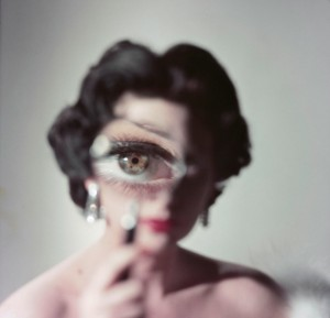 Martine Carol, sans date © Sam Lévin