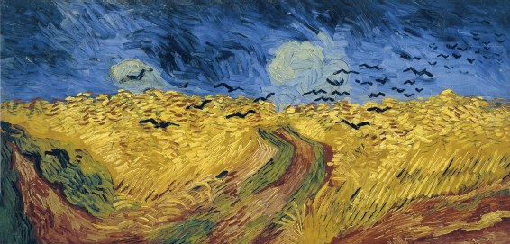 VanGogh-ChampDeBleAuxCorbeaux